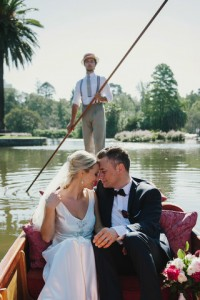 NEW wedding punt photo 1
